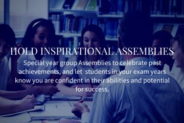 Hold Inspirational Assemblies