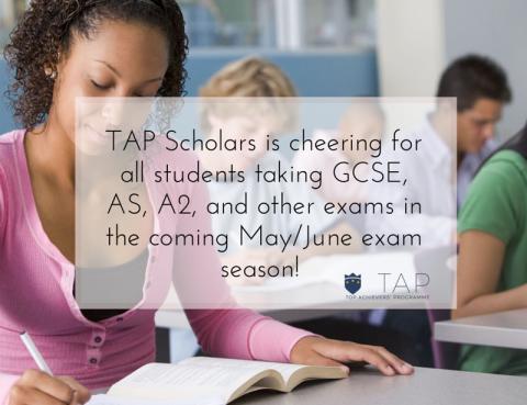 Wishing everybody exam success