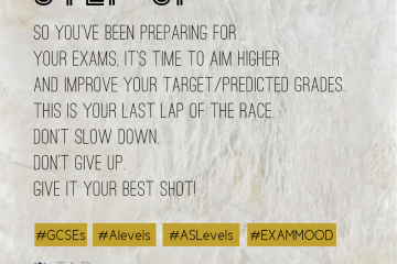 Step Up for Exam Success